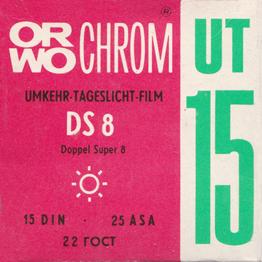 WARAKOMSKI 8mm and 16mm Film Laboratory | Super8, 2x8mm, DS8